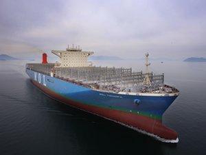 SHI Completes World's Largest Boxship-20,150 TEU MOL Triumph