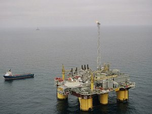 Gas leaked from the Statoil-operated offshore field Asgard