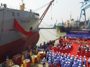 Terntank Adds Fourth Dual-Fuel Chemical Tanker