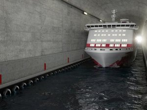 Norway Plans to Build World's First Ship Tunnel
