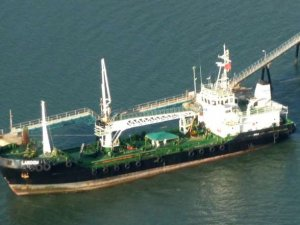 Hijacked product tanker Aris 13 was released by pirates without ransom