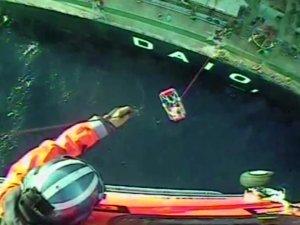 Injured Crewmember Hoisted from Bulker off Oregon