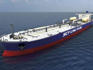 Sovcomflot Orders Four LNG-Fueled Aframaxes in Korea