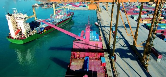 Greece Receives Three Bids for Thessaloniki Port