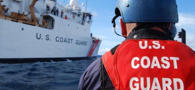USCG: Lava Flow Obstructs Vessel Traffic off Big Island, Hawaii