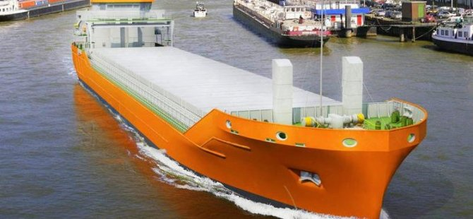 Wijnne Barends Orders Six Ships in India