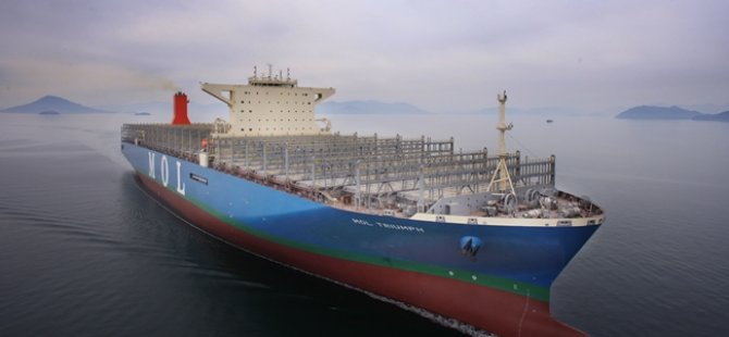 World's Largest Boxship Readies to Join THE Alliance