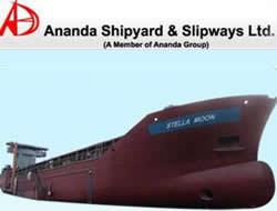 Ananda hands over cargo vessel