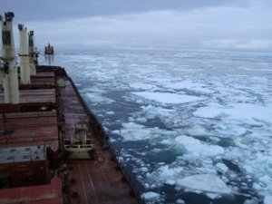 Russian Arctic Mining Company deepens cooperation with Nordic Bulk in Northern Sea Route