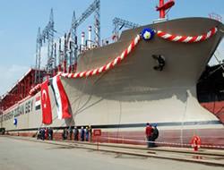 Karadeniz launched energy vessel