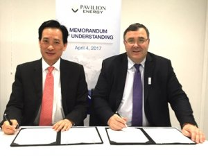 Total Teams Up with Pavilion Energy on LNG Bunkering