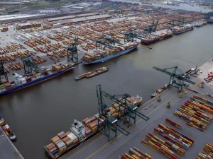 Port of Antwerp Posts Best First Quarter Ever
