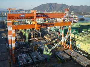 Samsung Heavy Industries Linked to LNG Pair Order