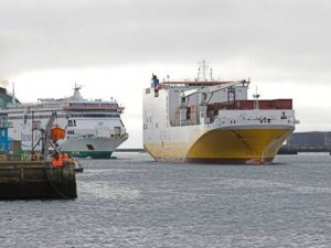 IMDO: Unitized Trade Pushes Ireland's Port Traffic up