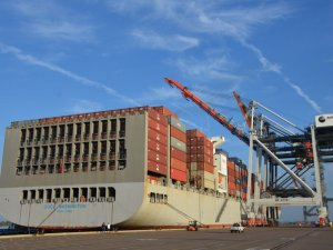 JAXPORT Sees 13 Pct Rise in Asian Container Volumes