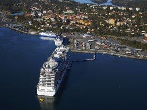 Ports of Stockholm Set to Break Cruise Passenger Record