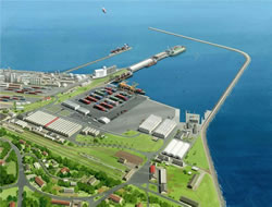 Ghana to modernise sea port