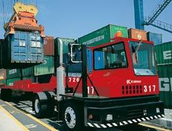 Y?lport orders 21 terminal tractors