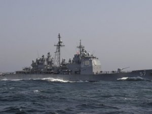 U.S. Navy Cruiser Involved in Collision with South Korean Fishing Vessel
