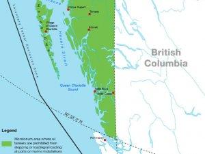 Oil Tanker Moratorium Act Reaches Canadian Parliament