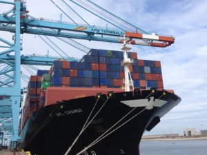 Ocean Alliance Connects Zeebrugge with Asian Ports
