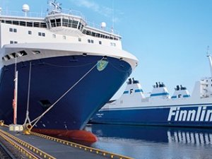 Finnlines Reports Record-Breaking Q1 Performance