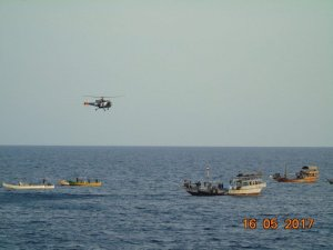 Indian Navy Thwarts Pirate Attack in Gulf of Aden -Defence Ministry