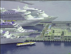 EgePort to host numerous cruisers