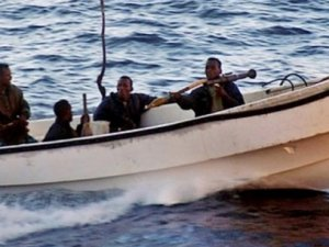 Six seamen were kidnapped during piracy attack against cargo ship n Gulf of Guinea