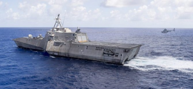 Suddenly There's Another Littoral Ship in Trump's Budget Plans