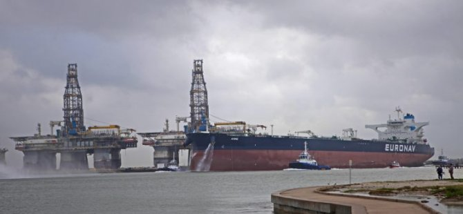 Spotted: Port Corpus Christi Welcomes Its Largest Vessel to Date