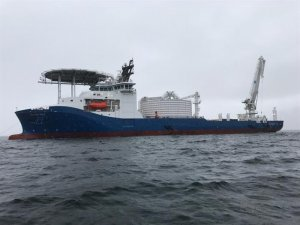 Nor-Shipping: NKT Victoria Named Ship of the Year
