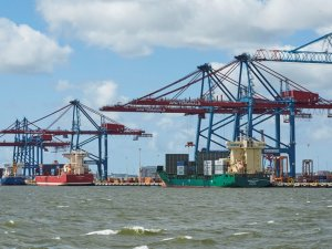 APM Terminals Gothenburg to Lay Off 160 Workers