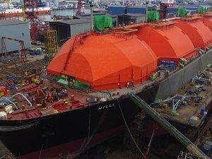 World's 1st Converted FLNG Vessel Named