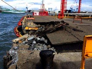 APL Jeddah Hits Berth at Kaohsiung Port