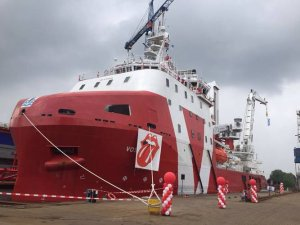 Vroon W2W Vessel Upgraded ahead of First Charter