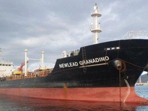 Asphalt tanker leaves Baltimore after 10 month detention