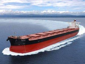 Transmed bulker runs aground off Kaohsiung