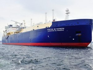 Icebreaking LNG Carrier Completes Unescorted Journey in Just 6 Days, 12 Hours