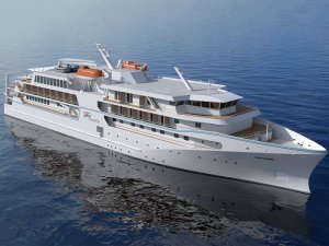 Vard wins order for expedition cruise ship