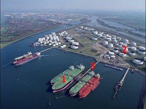 Istanbul bunker fuel price reach nine-month high over Novorossiisk