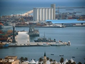 Libyan authorities fire and sink tanker taking contraband diesel