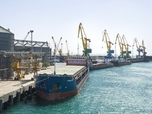 One millionth tonne of cargo shipped from Kuryk port