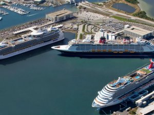 Port Canaveral Plans for Three New Cruise Terminals
