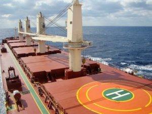 Nautical Bulk Holdings vessel runs aground in Germany