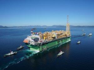 World's Largest FPSO Departs Samsung Heavy Industries