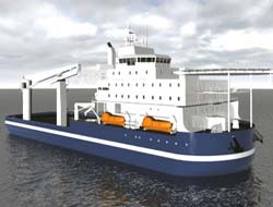 Davie to build hotel vessels