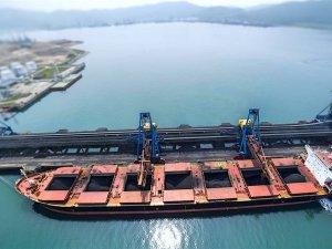 China's coastal coal freights moved up slightly