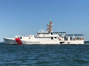 Bollinger delivers FRC 26 USCGC Joseph Gerczak