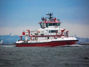 Port of Long Beach Dedicates New Fireboat 'Vigilance'